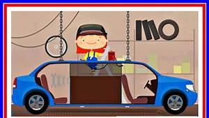 Garage Qui Reprend Les Voiture : le garage de docteur mcwheelie transformation en limousine dessin anim youtube ~ Medecine-chirurgie-esthetiques.com Avis de Voitures