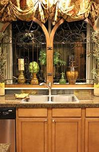 35 best images about curtains drapes on pinterest bay for Kitchen colors with white cabinets with wrought iron pumpkin candle holder