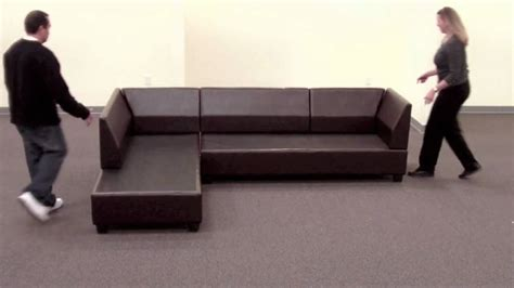 chaise bouroullec small reversible sectional sofas image for reversible