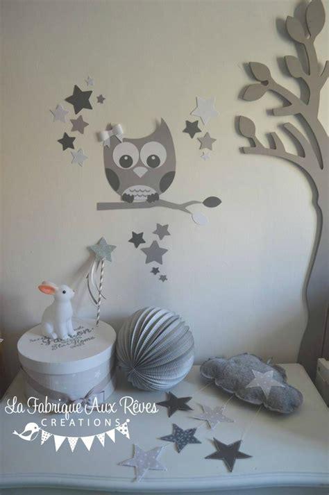 liste chambre bébé décoration chambre enfant bébé mixte gris foncé blanc gris