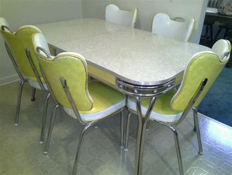 1950s formica kitchen table and chairs the world s catalog of ideas