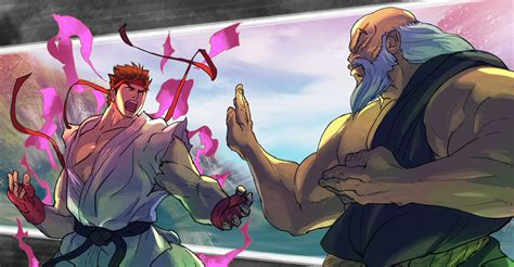 Street Fighter V Cinematic Story Mode Trailer Final Beta
