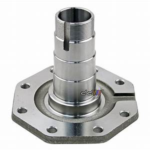 1x Front Knuckle Stub Axle Spindle For Landcruiser 105