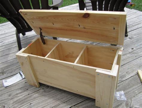 Storage Bench Seat Designs