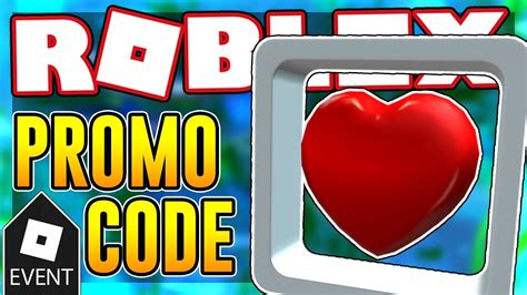 promo code   hovering heart roblox youtube