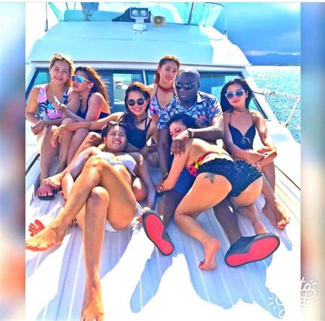 roll royce chinese photo of mompha and the chinese girls hushpuppi accused