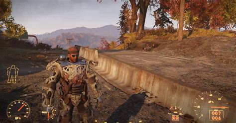 find easy power armor  fallout  polygon
