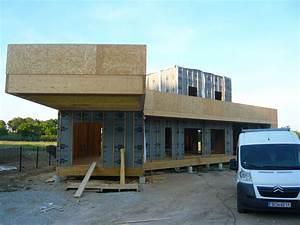 maison en kit toit plat 2014 With maison toit plat en l