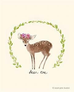 Baby Deer Illustration   www.pixshark.com - Images ...