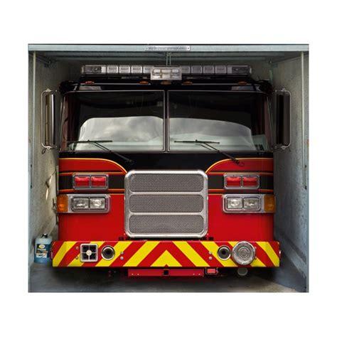Garage Bekleben by Garagentorplane Quot Feuerwehrauto Quot F 252 R Einzelgaragen In