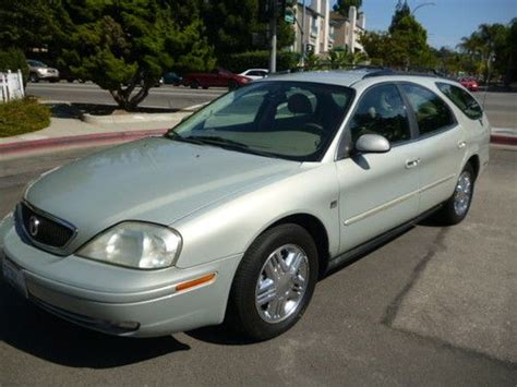Find Used 2003 Mercury Sable Ls Premium Wagon 4-door 3.0l