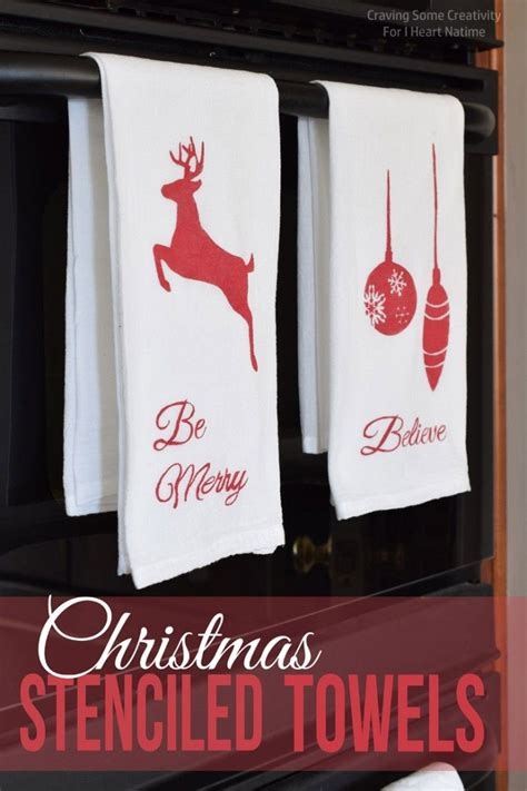 Kitchen Christmas Ideas - the 25 best christmas kitchen towels ideas on pinterest christmas towels christmas gift