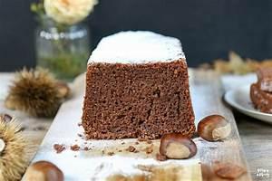 Saftiger Marroni Kuchen Mrs Flury gesund essen & leben