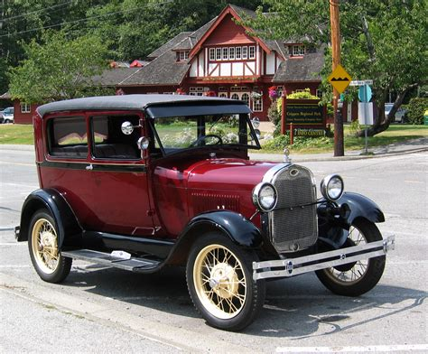 Ford Models by Ford Model A 1927 31 Wikiwand