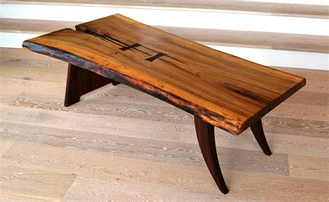what is a live edge table home by novogratz live edge coffee table greenwood bay