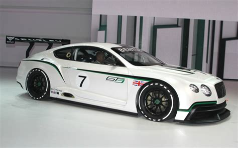 bentley continental gt race car  muscle cars zone