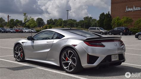 acura nsx 2016 acura nsx 2016 9 october 2018 autogespot