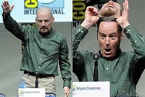 Bryan Cranston Secretly Cosplayed at San Diego Comic-Con ...