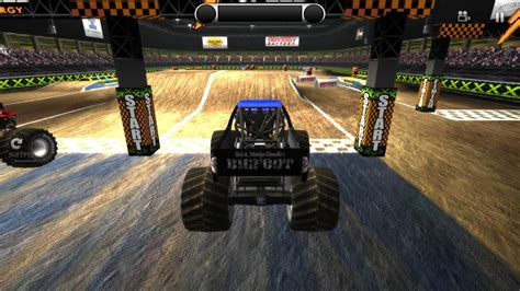 monster truck race game monster truck destruction review pc softpedia