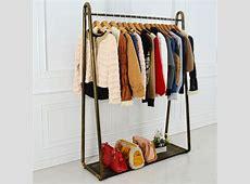 Aliexpresscom Comprar Perchero de hierro forjado ropa