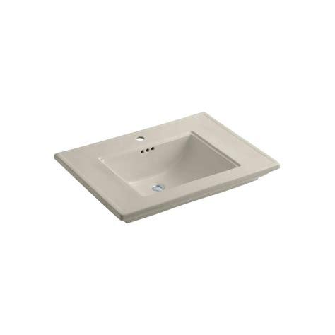 home depot pedestal sink basin kohler memoirs 5 in ceramic pedestal sink basin in