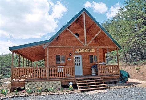 frame cabin kits  sale mountain haven log home kit