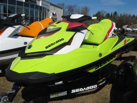 Sea-doo Gti™ Se 130 2015 New Boat For Sale In Ottawa