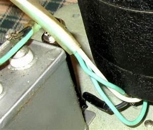 Electrical Closeup Wiring Diagram