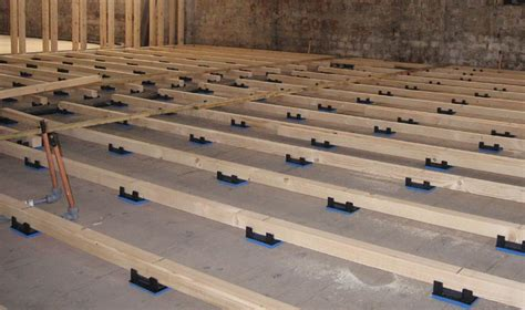Wood Floor Leveler Products by Profloor Levelling System A Proctor Ltd
