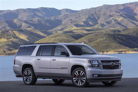 2019 Chevrolet Suburban Rst Performance Package by 2019 Suburban Rst Performance Package Lands This Summer
