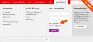 Vodafone Online Rechnung Einsehen : login funktioniert nicht das k nnen ~ Themetempest.com Abrechnung