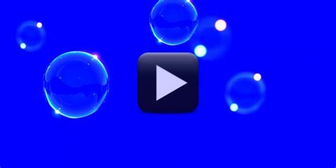 Animated Bubbles Wallpaper - bubbles animation background blue screen all