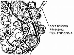 How Do You Change A Timing Belt In A 1996 Ford Ranger