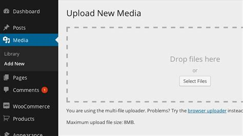 Wp Upload by Increase Maximum Upload File Size In