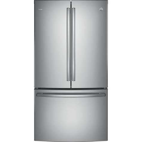 ge profile 23 1 cu ft french door refrigerator in