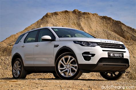 Review Land Rover Discovery Sport by Test Drive Review Land Rover Discovery Sport Autofreaks