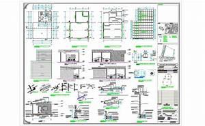 Carte Station Service : car service station design and detail in autocad dwg files ~ Medecine-chirurgie-esthetiques.com Avis de Voitures