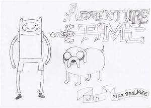 Adventure Time Finn And Jake 1 By Stitchpunk9 On Deviantart