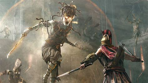 Assassin's Creed Odyssey (ps4) Review  Greek Tragedy