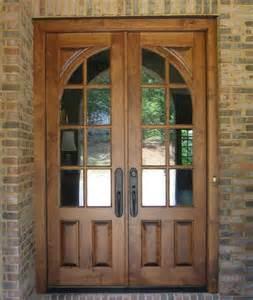 white wooden glass door frames for patio door and exposed brick wall panel