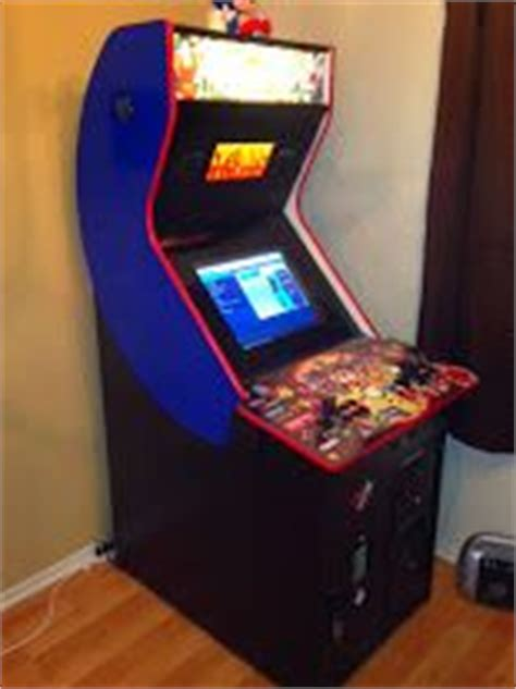 T Molding Arcade Cabinet by My Home Mame Arcade I Added New T Molding And Painted The
