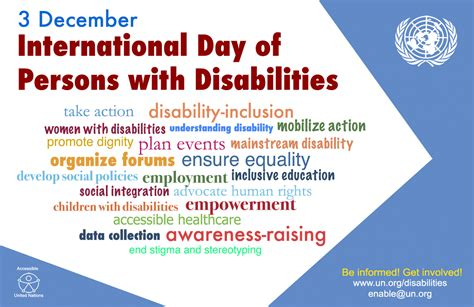 International Day of Persons with Disabilities   3