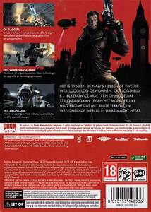 Wolfenstein: The New Order (2014) PlayStation 3 box cover ...