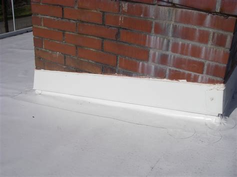 PVC Roof Flashing for Chimney