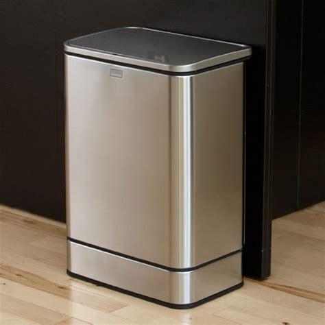 poubelle cuisine 40 litres poubelle de cuisine à ouverture automatique 40 litres en