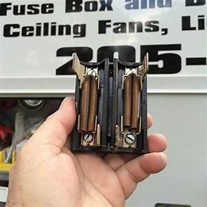 Fuse Box Dangers