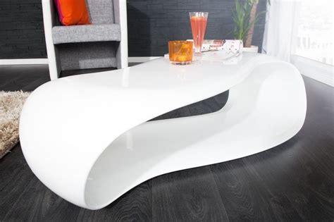 Couchtisch Design Weiss Hochglanz by Couchtisch Weiss Retro Sofatisch Gravity 110cm Design