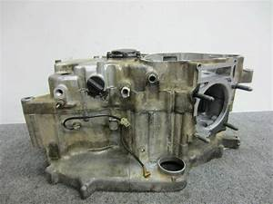 1999 Yamaha Grizzly 600 Engine Cases