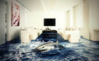 contemporary bathroom decorating ideas why the 3d epoxy flooring will trend 2016 2017 decorations