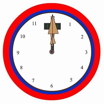 Clock Animated Clipart Katz Jared Cliparts